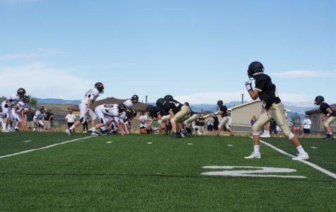 Freshman Football Falls 26-0 to Arapahoe