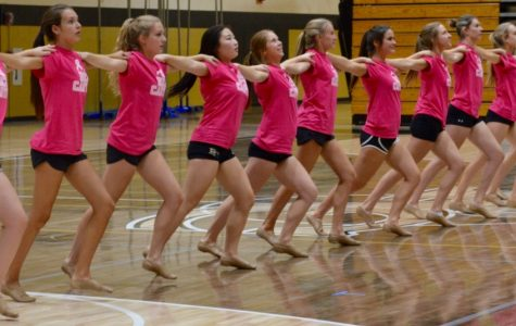 Poms Practice for Perfection