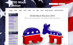 Mock Election 2016