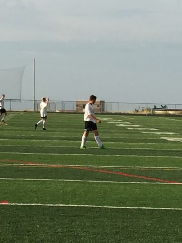 JV Soccer Loses to Cherokee Trail in First Game of Season