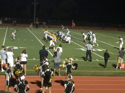 Boys Varsity Football Loses to Arapahoe First Game of the Season