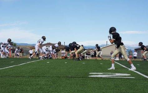 Freshman Football Falls 26-0 to Arapahoe