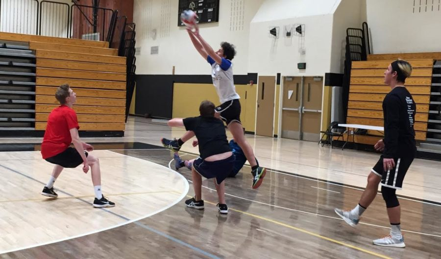 The Men's Volleyball Club is Officially a Sport