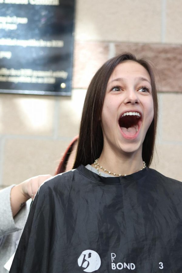 Students and Staff Shed Hair in Support of Those In Need