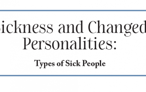 Sickness and Changed Personalities: types of sick people
