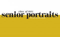 Senior photo day announcement.