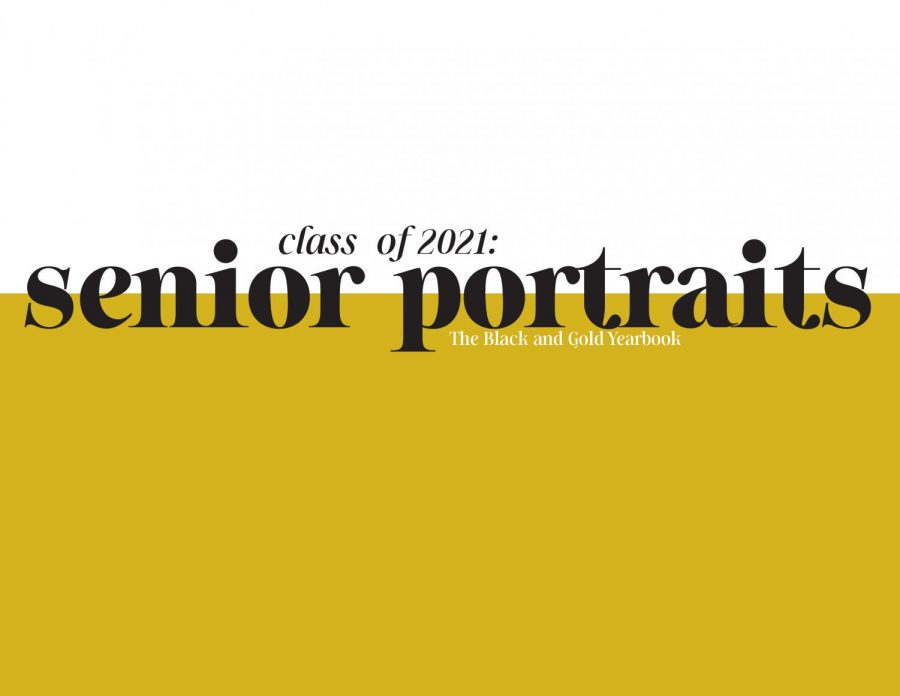 Senior photo day announcement.