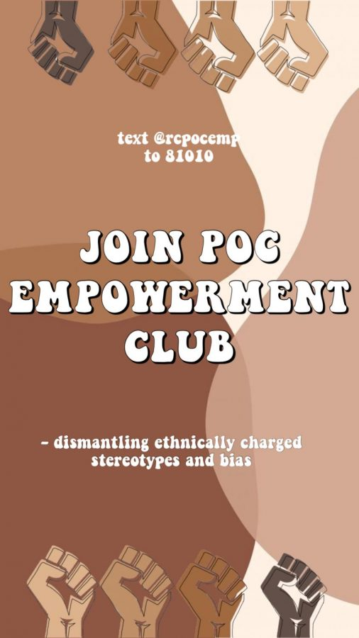 Rock Canyon's POC Empowerment Club