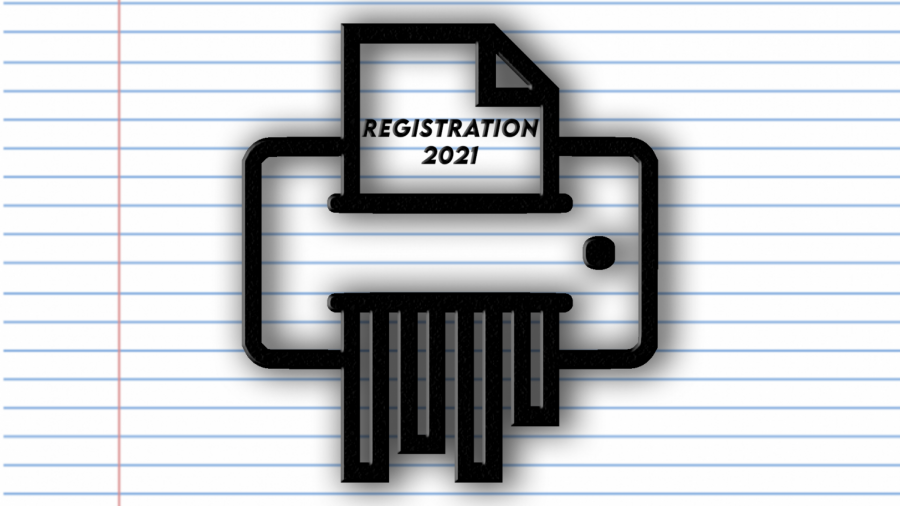 Rock Canyon class registration has taken a completely online format for the next school year, ditching the previous paper format. Image by: Matthew Fink