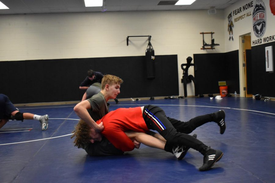 Wrestling+COVID-19%3A+How+the+Wrestling+Team+is+Adapting