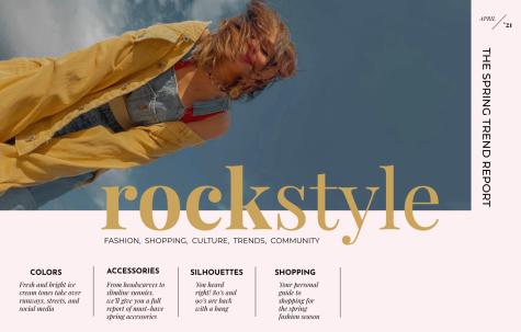 April ROCKstyle cover;  Model: Kaylee Eubanks
