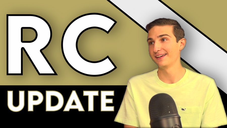After a long hiatus, the RC Update returns with its first guest of the year, Student Council Secretary Josh Lederman. Art by Matthew Fink