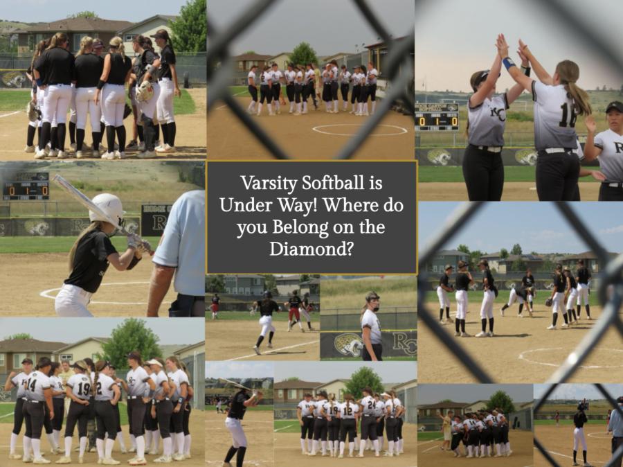 Main image for varsity softball quiz.